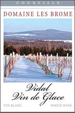 Domaine les Brome-Vin de Glace