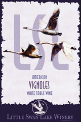 Little Swan Lake Winery-Vignoles
