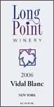 Long Point Winery-Vidal Blanc
