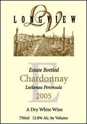 Longview Winery Chardonnay
