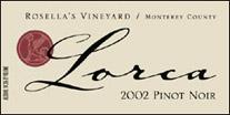 Lorca Pinot Noir