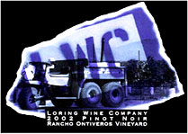 Loring Wine Company Pinot Noir