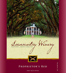 Lowcountry Winery-Proprietors Red
