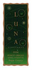 Luna Vineyards-Pinot Grigio