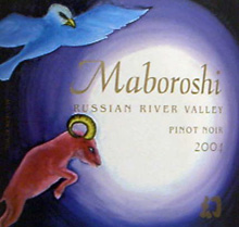 Maboroshi Vineyard and Wine Estates-Pinot Noir