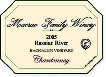 Macrae Family Winery-Chardonnay