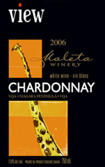 Maleta Vineyards Estate Winery-Chardonnay