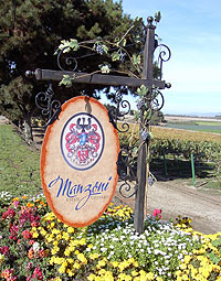 Manzoni Estate Vineyard