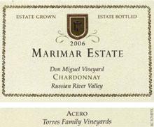 Marimar Torres Pinot Noir