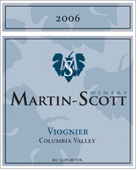 Martin-Scott Winery-Viognier