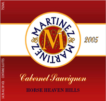 Martinez and Martinez Winery-Cabernet Sauvignon