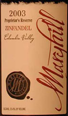 Maryhill Winery-Zinfandel
