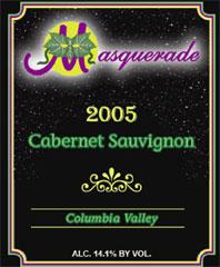 Masquerade Wine Company-Cab Sauvignon