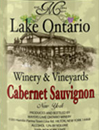 Mayers Lake Ontario Winery-Cabernet Sauvignon