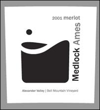 Medlock Ames - Alexander Valley Merlot