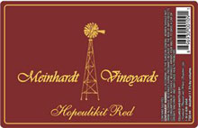 Meinhardt Vineyards Wine-Hopeulikit