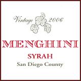 Menghini Winery-Syrah