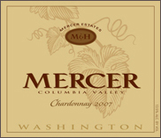 Mercer Estates-Chardonnay