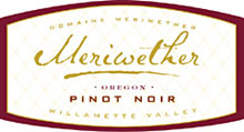Domaine Meriwether-Pinot Noir
