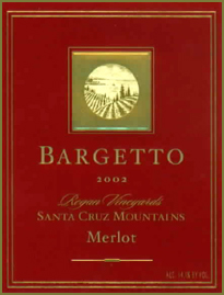 Bargetto Wine - Merlot
