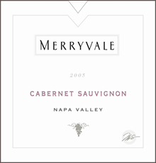 Merryvale Vineyards Cabernet Sauvignon