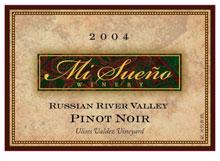 Mi Sueño Winery-Pinot Noir
