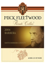 Mick Fleetwood Private Cellar-Barbera