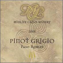 Midlife Crisis Winery-Pinot Grigio