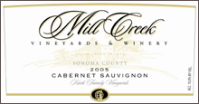 Mill Creek Cabernet Sauvignon
