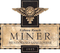 Miner Family Vineyards - Sangiovese