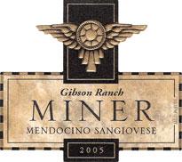 Miner Family Vineyards - Sangiovese