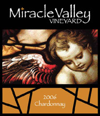 Miracle Valley Vineyard-Chardonnay