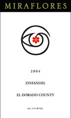 Miraflores Winery-Zinfandel