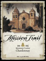 Mission Trail Vineyards-Chardonnay