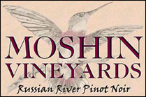 Moshin Vineyards Russian River Valley Pinot Noir