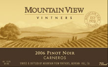 Mountain View Vintners-Pinot Noir