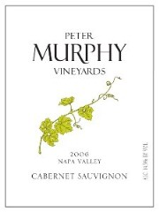 Murphy Vineyards Cabernet Sauvignon
