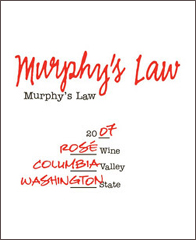 Murphy's Law Winery-Rose