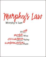 Murphy's Law Winery-Rose