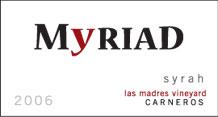 Myriad Cellars-Cabernet