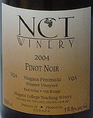 NCT Winery Pinot Noir
