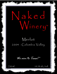 Naked Wines-Columbia Valley Merlot