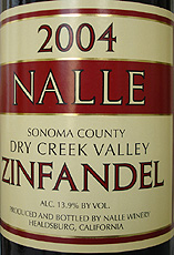 Nalle Winery - Dry Creek Valley Zinfandel