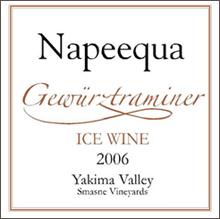 Napeequa Vintners-Gewurz Ice Wine