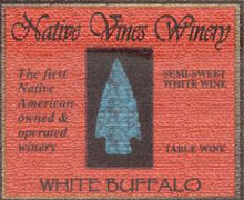 Native Vines Winery-White Buffalo