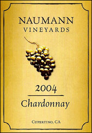 Naumann Vineyards - Chardonnay