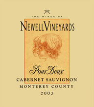 Newell Vineyards Wine-Cabernet Sauvignon