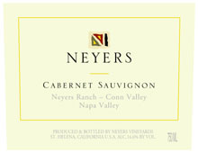 Neyers Vineyards-Cabernet Sauvignon