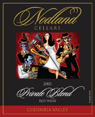 Nodland Cellars-Private Blend