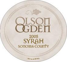 Olson Ogden Wines-Syrah